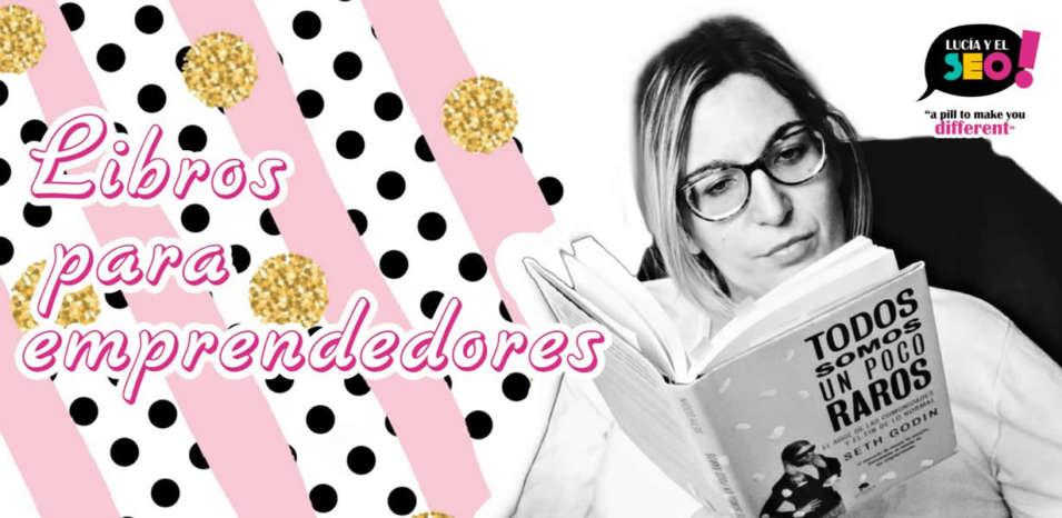 Lucía y el SEO - Mejores libros para emprendedores