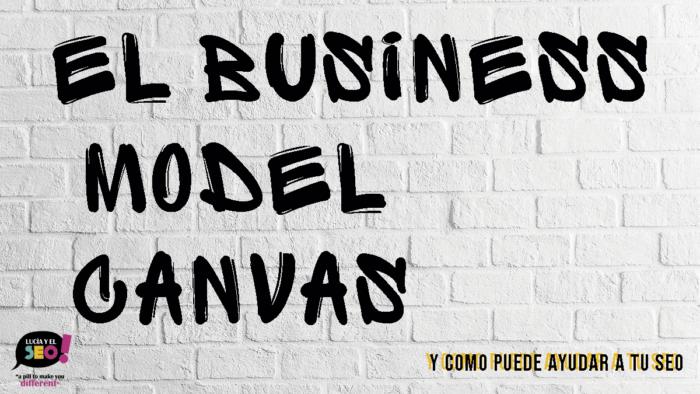 business model canvas en español